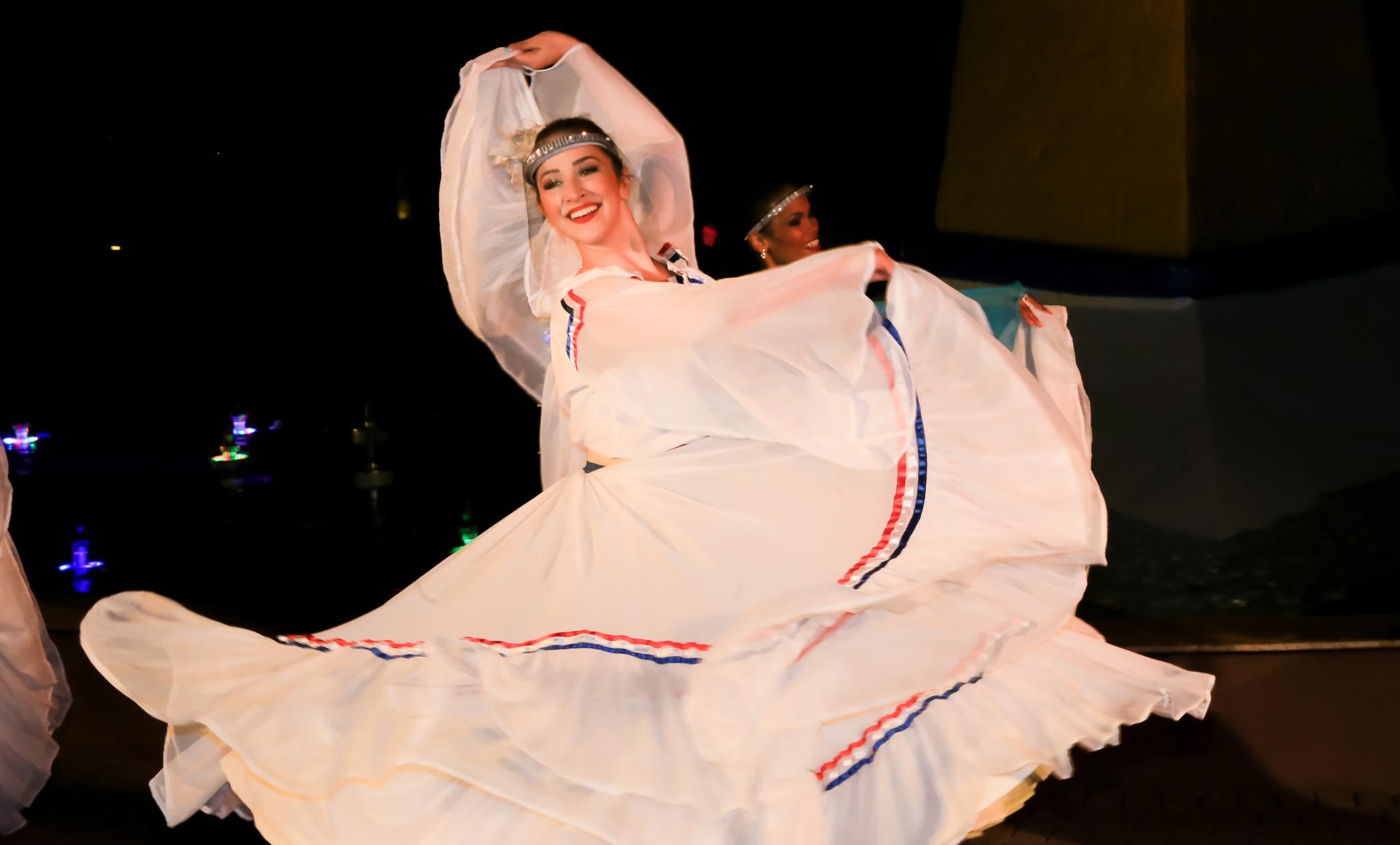 Polca paraguaia no Show das 3 Frotenteiras. Foto: Nilton Rolin